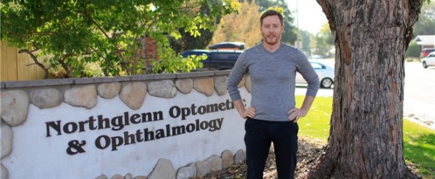 Welcome Dr. Kenneth Headington to Northglenn Optometric Center!